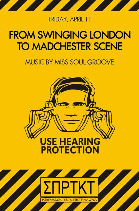 swinging london to madchester